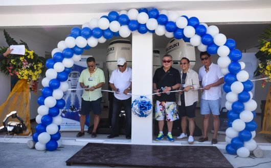 Suzuki Marine Boracay Opening 1