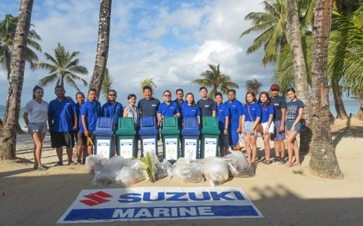 Suzuki Marine Boracay Clean Up 3