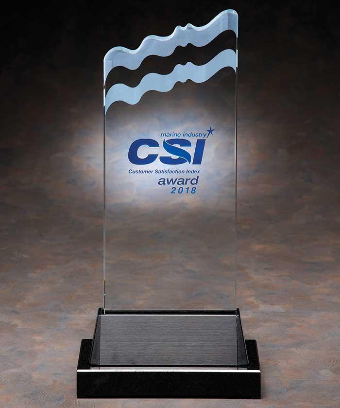 CSI Award - Suzuki Marine